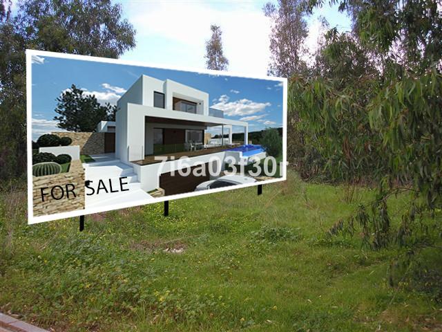 Plot for sale in La Cala Golf