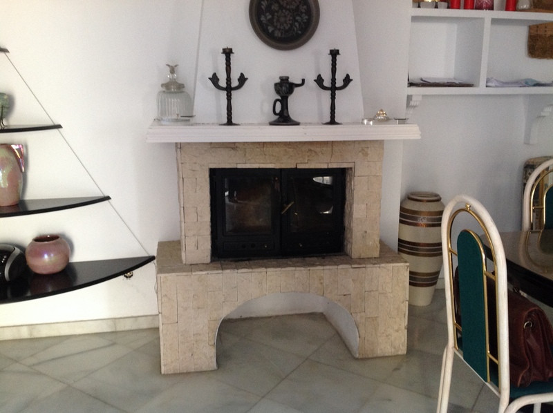 Great apartment of 180m2 in Coin, 3 bedrooms, 2 baths, living room with fireplace, kitchen, marble, ,Spain