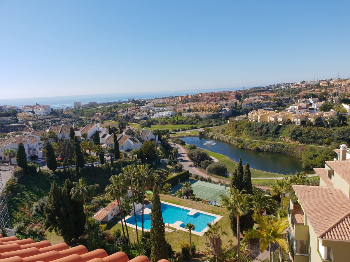 IMPRESSIVE AND BRETHTAKING SEA ANS MOUNTAINS VIEWS PENTHOUSE Fantastic 2 bedrooms penthouse, with so,Spain