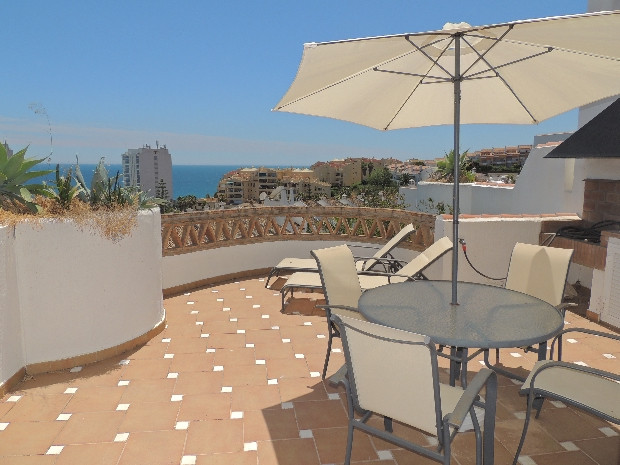 Townhouse  Terraced for rent  in Benalmadena Costa