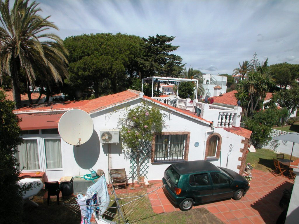 Detached Villa, El Faro, Costa del Sol. 2 Bedrooms, 2 Bathrooms, Built 78 m², Terrace 10 m², Garden/, Spain