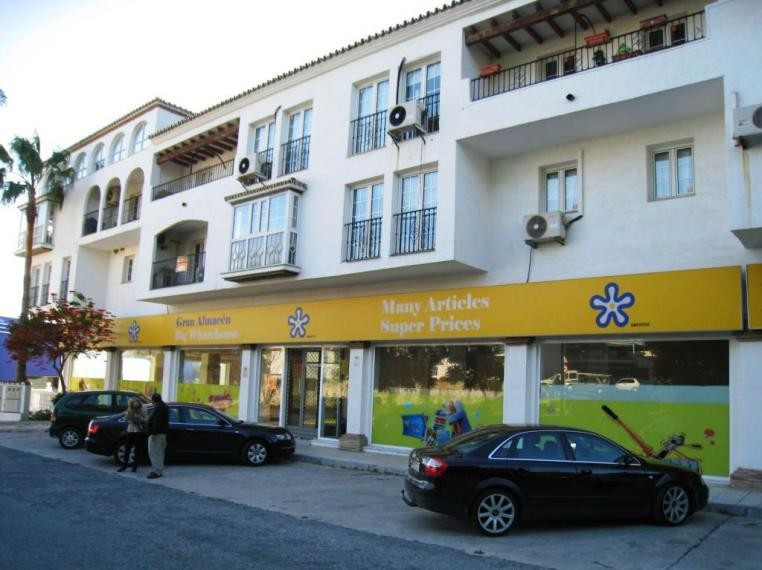 Shop Commercial in Mijas Costa