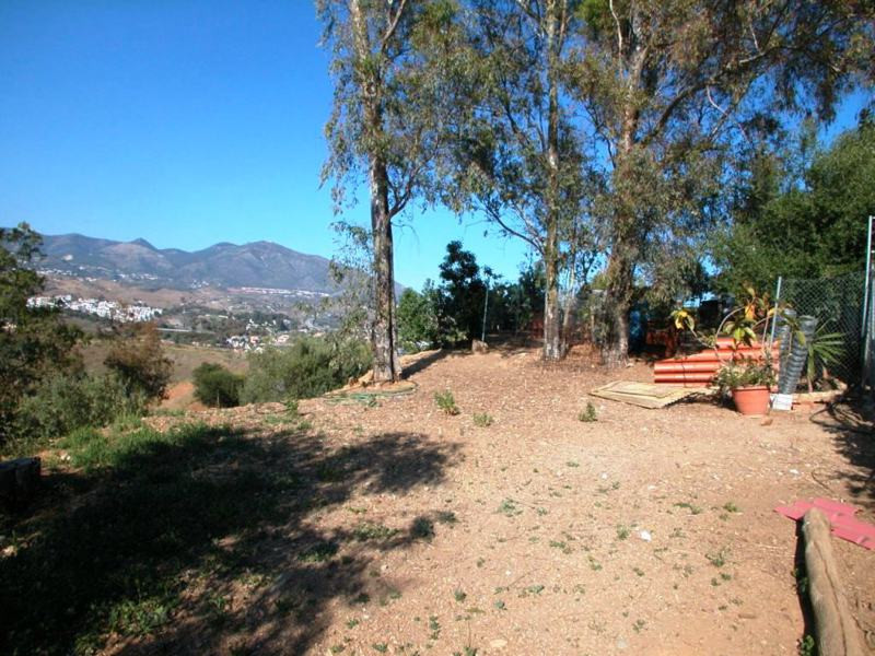 Beautiful urban plot for sale in Campo Mijas. With nice views to the mountain of Mijas and to the Fu,Spain