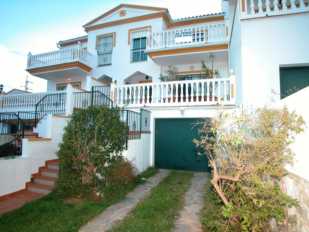 Terraced Townhouse in Benalmadena