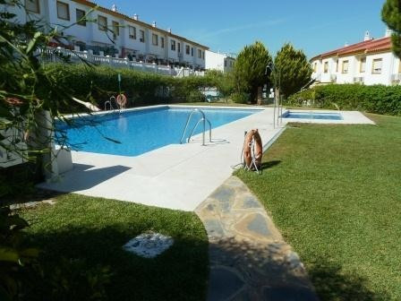 Semi-detached house in Alhaurin de la Torre located in a privileged environment. semi-detached house,Spain