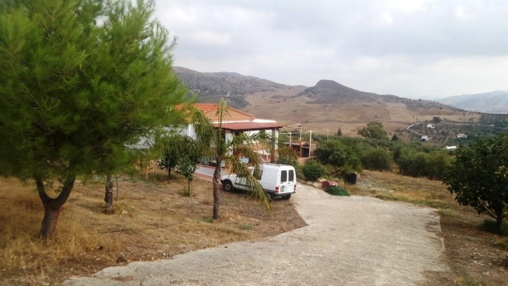 Villa in Alora located in a privileged environment. Villa located close to  Costa del Sol area,  fro,Spain
