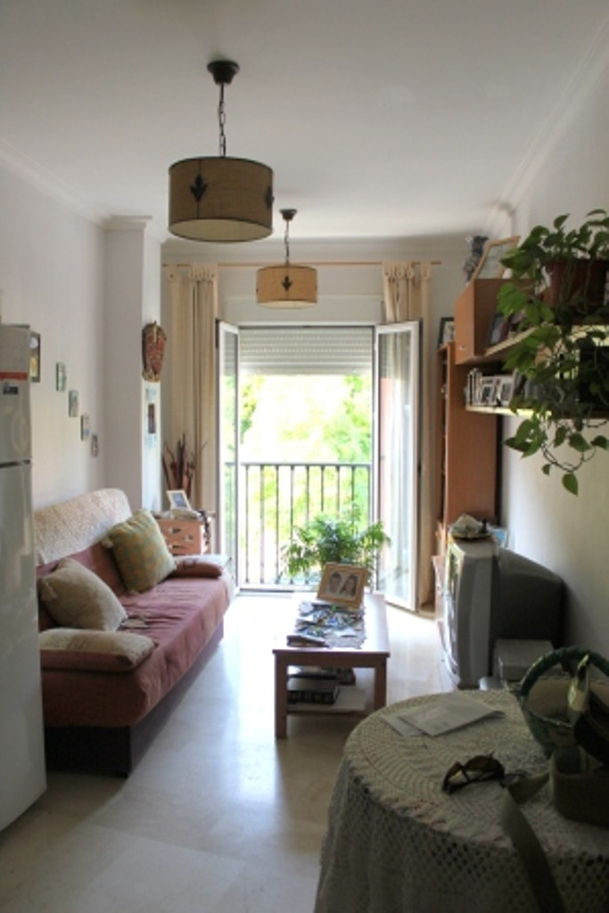 MALAGA.  Apartment for sale on a first floor. Central area. It consists of: living room and kitchen,,Spain