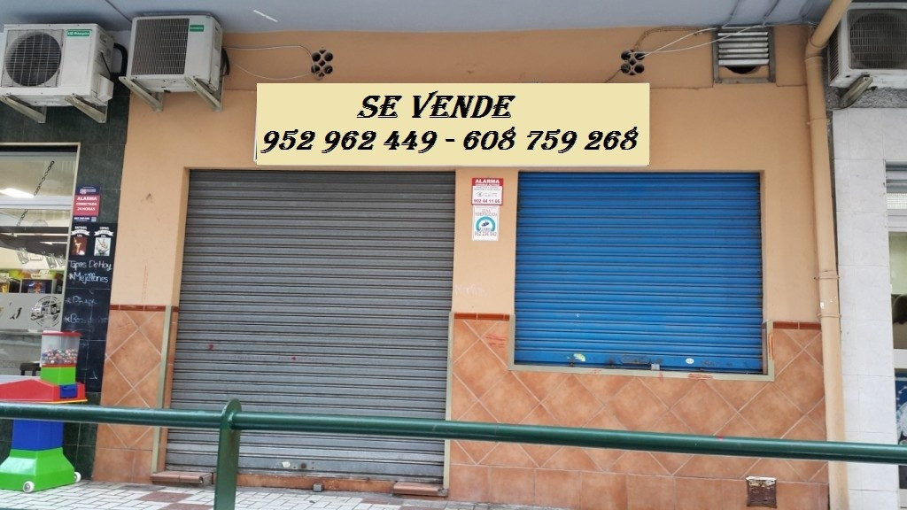 MALAGA - For sale. A commercial premise in well-known and busy area of Malaga. Comprising of 60sqm w,Spain