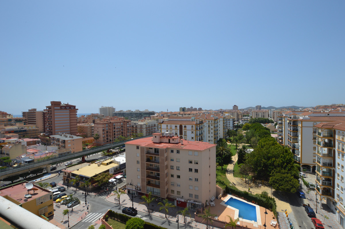Very bright, sunny apartment, with magnificent views open to Rosario Park, in the heart of Los Bolic,Spain