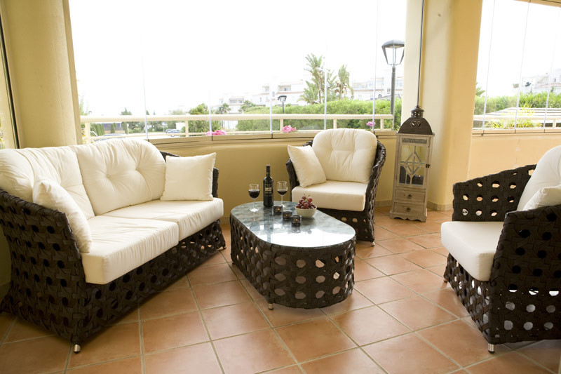 Beautiful apartment in El Chaparral in immaculate condition. 2 apartments.  First floor apartment lo,Spain