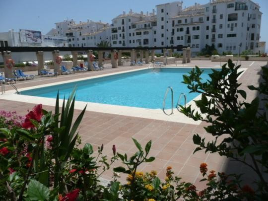 IN THE HEART OF PUERTO Banus , ONE BEDROOM AND A BATHROOM .DINING ROOM, KITCHEN WITH AMERICAN BAR AN, Spain