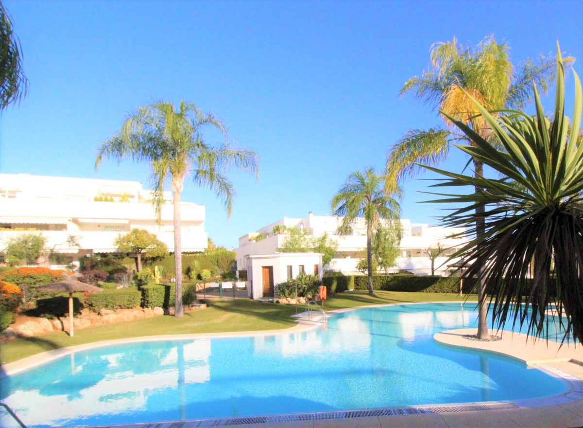 Great corner apartment with two bedrooms and two bathrooms, it also has a beautiful terrace with ope, Spain
