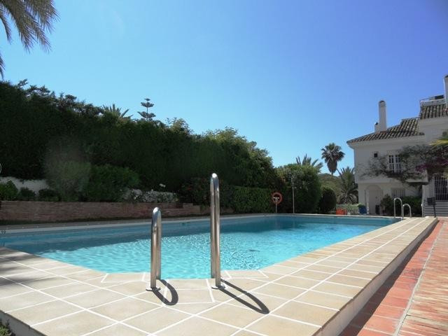 3 BEDROOM HOUSING NEXT TO THE CASINO OF PUERTO BANUS WITH SOUTH ORIENTATION. SPACIOUS LIVING ROOM WI,Spain
