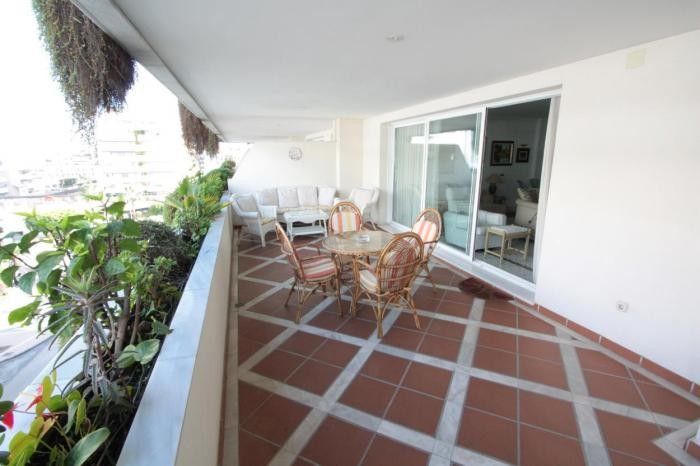 Middle Floor Apartment Puerto Banús