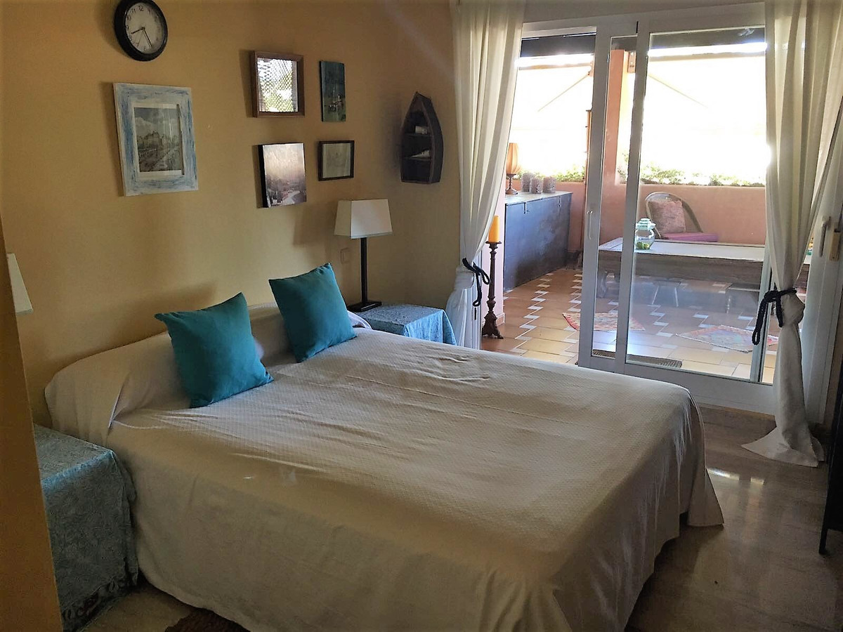 Appartement Penthouse à Guadalmina Baja, Costa del Sol