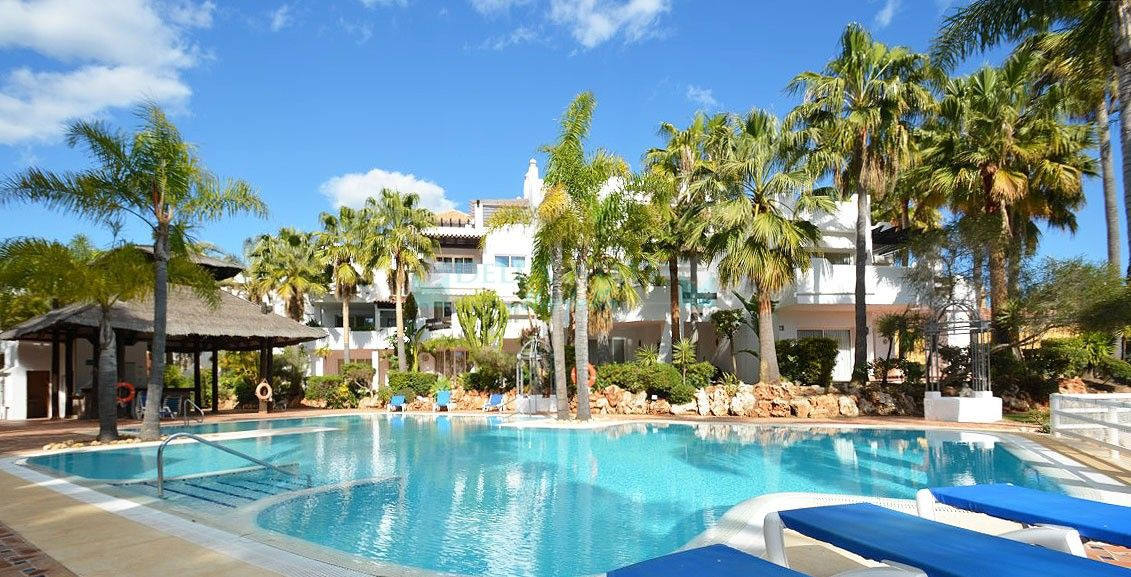 Apartment, Ground Floor  for sale    in Puerto Banús