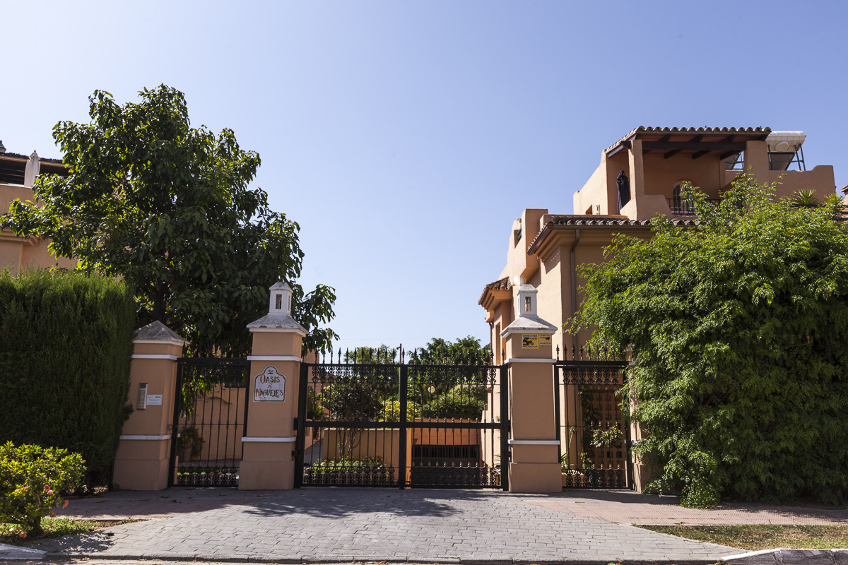 A beautifully appointed family townhouse in the much desired residential suburb of Marbella,Nagueles,Spain