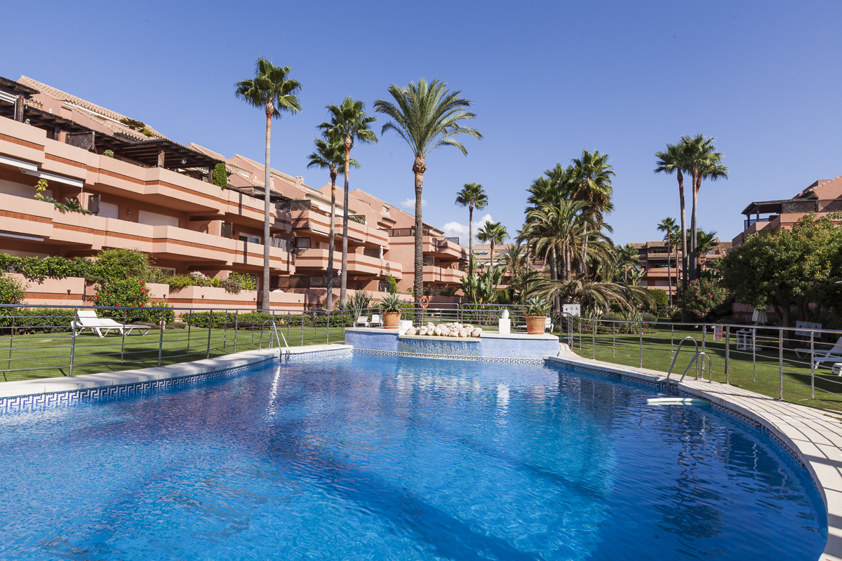 LONG TERM RENTED NOW (NOT AVALIALE FOR VIEWINGS)  This is a magnificently appointed duplex penthouse, Spain
