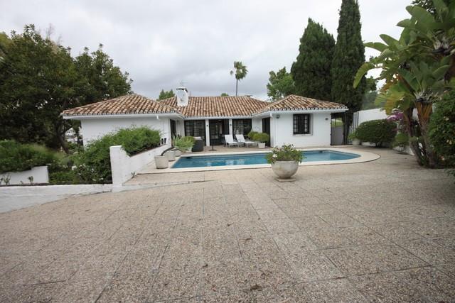 Villa · Guadalmina Alta