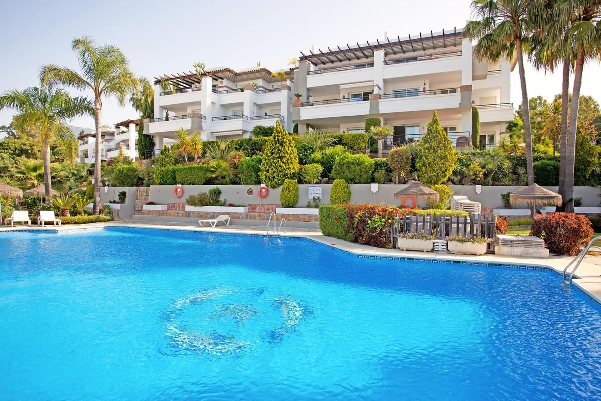 Ground Floor Apartment in Los Arqueros R2630498