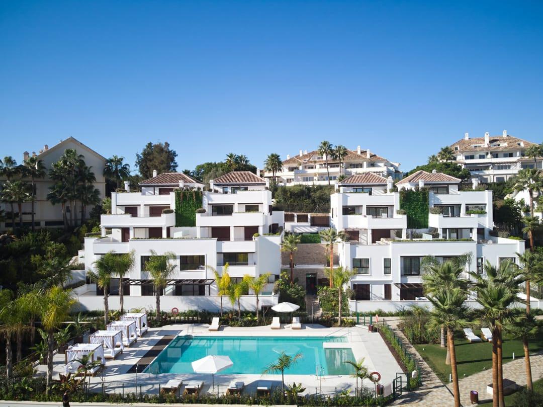 Lägenhet i Marbella