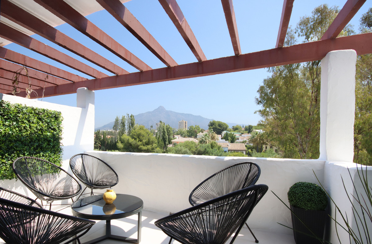 The most beautiful 3 bedroom penthouse available in La Maestranza at the moment!  Recently refurbish,Spain