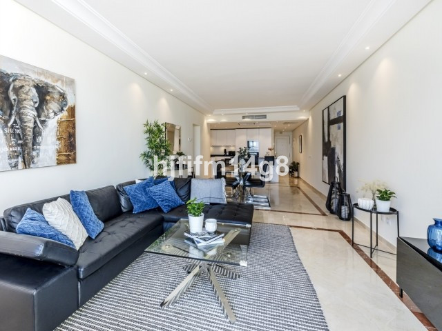 Apartamento Ático en The Golden Mile, Costa del Sol