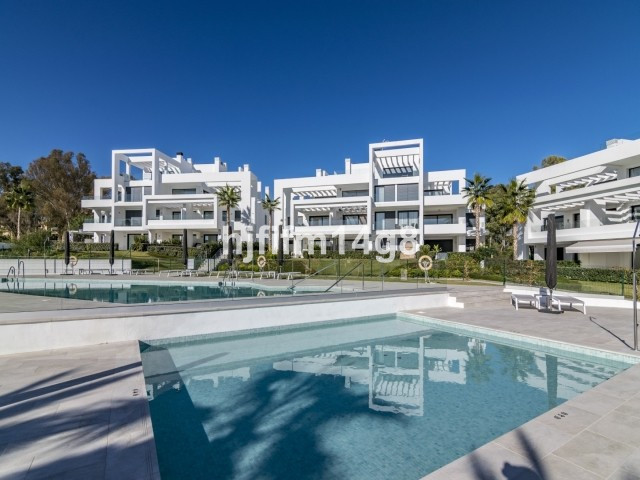 Beautiful two bedroom apartment for sale in a new residential development in the heart of the Costa ,Spain