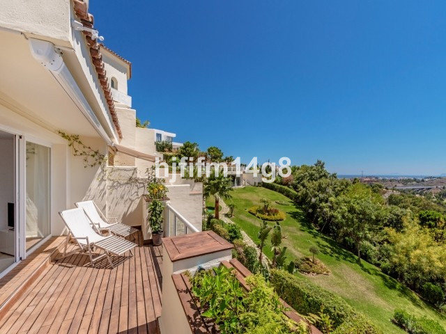 An attractive two bedroom apartment with fabulous views offering contemporary open-plan living accom, Spain