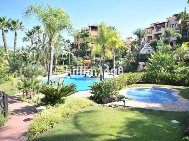 Fantastic three bedroom duplex penthouse for sale in El Campanario, a gated community situated betwe, Spain