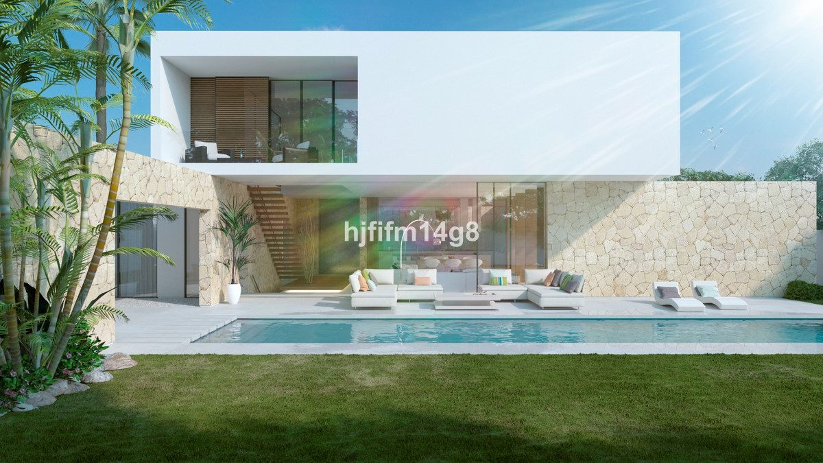 We are VERY excited to offer four brand new villas for sale in a fantastic location between San Pedr, Spain