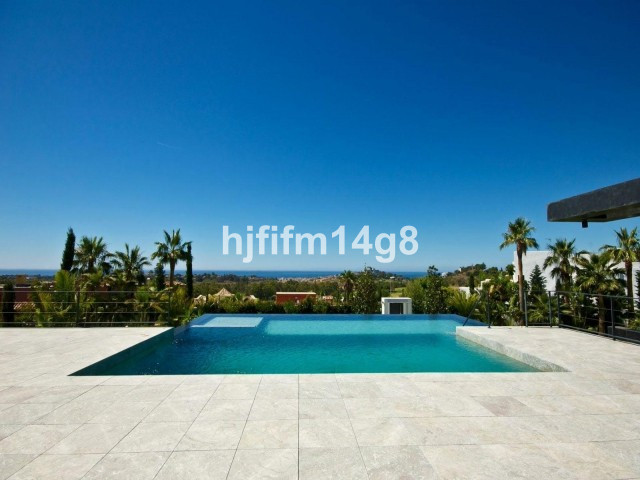 Stunning 4 bedroom villa in Benahavis; a quiet location but still close to amenities and with proxim, Spain