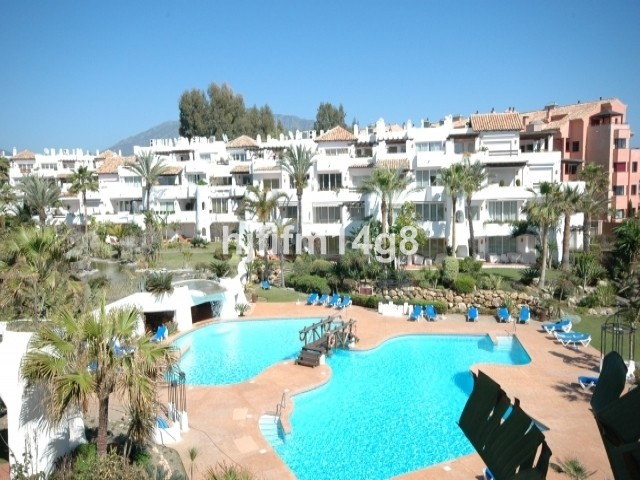 Impressive Penthouse in Ventura del Mar For Sale. This unit is facing south/east with two large terr, Spain