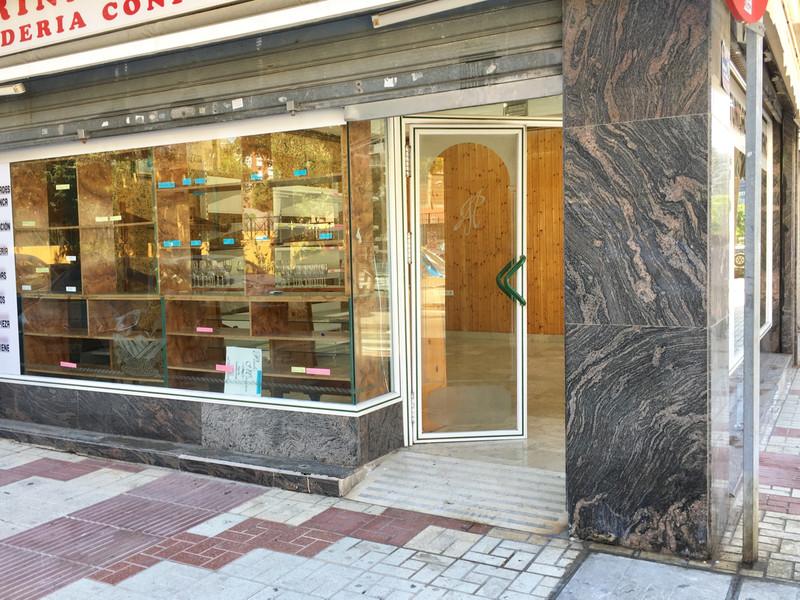 Business in Málaga for sale