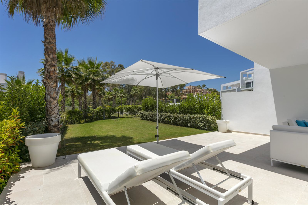 Beautiful south-west facing three-bedroom apartment for sale in the new residential development Las ,Spain