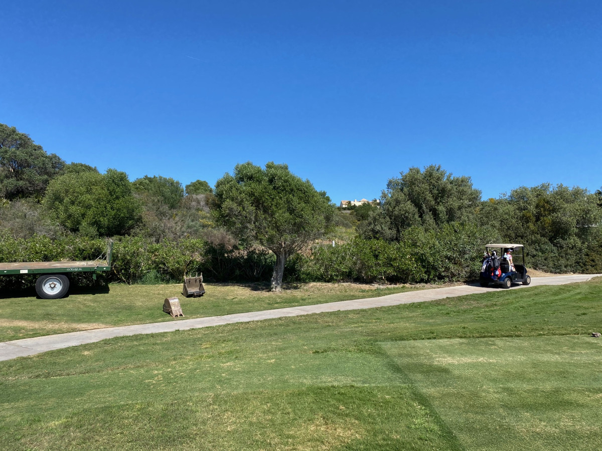 Beautiful, well-located residential plot in La Reserva Sotogrande. Frontline golf and with sea views,Spain