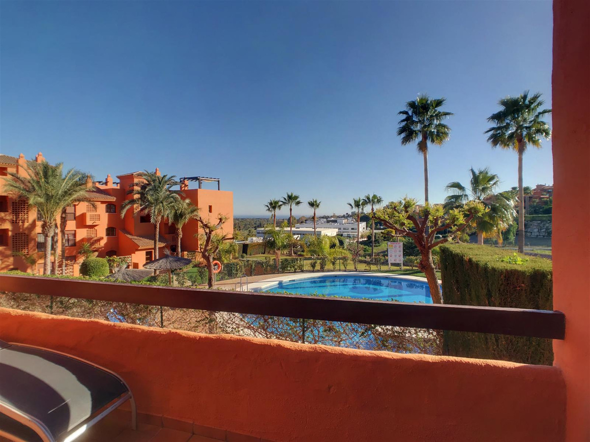 Immaculate corner ground floor apartment located in Gazules del Sol.  This property comprises a spac,Spain
