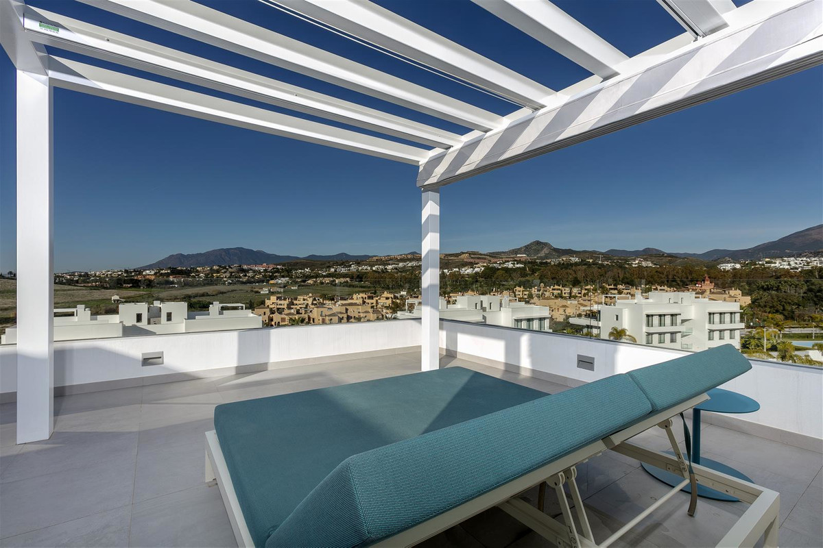 Exceptional duplex 3-bedroom Penthouse with spacious terrace and fantastic solarium in Cataleya for ,Spain