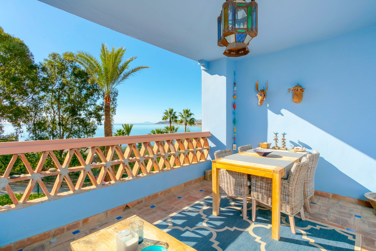 Want to wake up to the sound of the sea? Then this stylish 2 Bedroom Apartment is a must see.  The a, Spain
