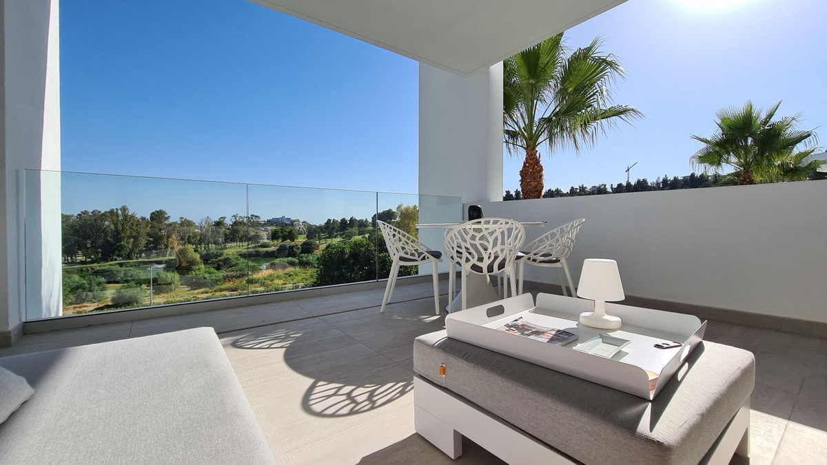 A beautiful two bedroom apartment on the first floor in one of the best blocks in the new build deve, Spain