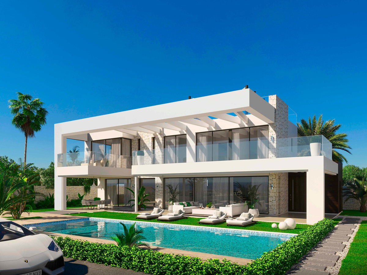 New Development: Prices from € 2,895,000 to € 2,895,000. [Beds: 6 - 6] [Baths: 6 - 6] [Bui, Spain