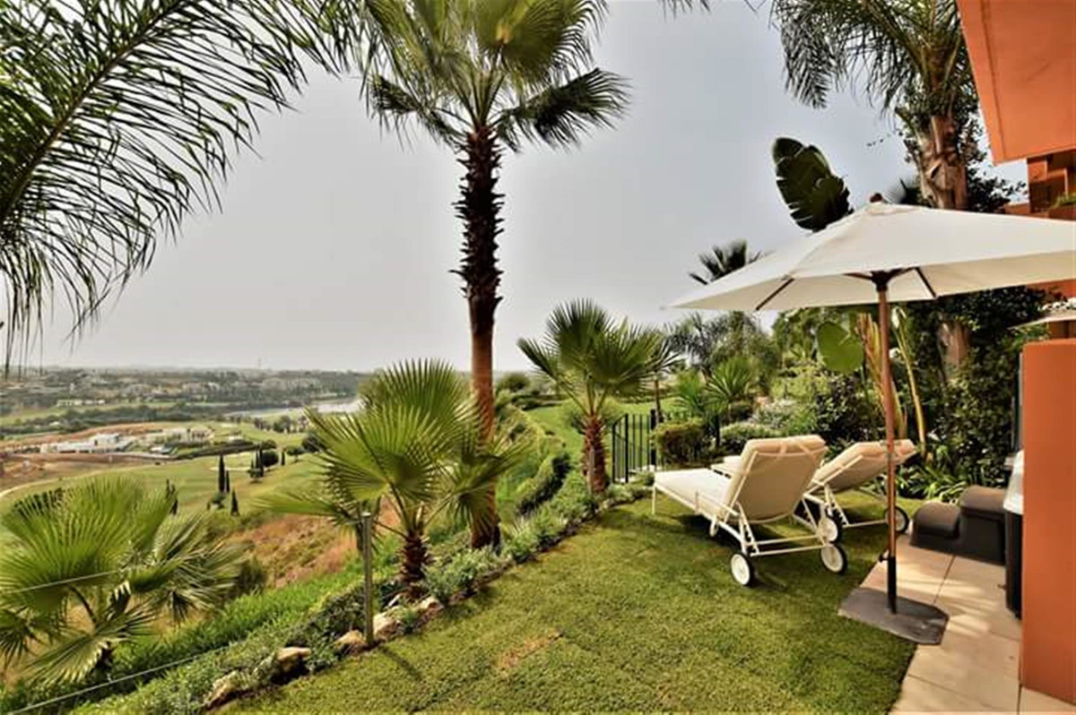 Marbella Banus Apartamento Planta Baja en Venta en Benahavís – R3387850