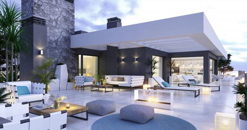 Penthouse Estepona