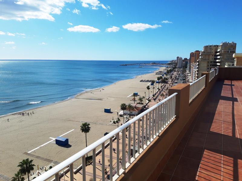 Marbella Banus Ático en venta en Los Boliches – R3630617