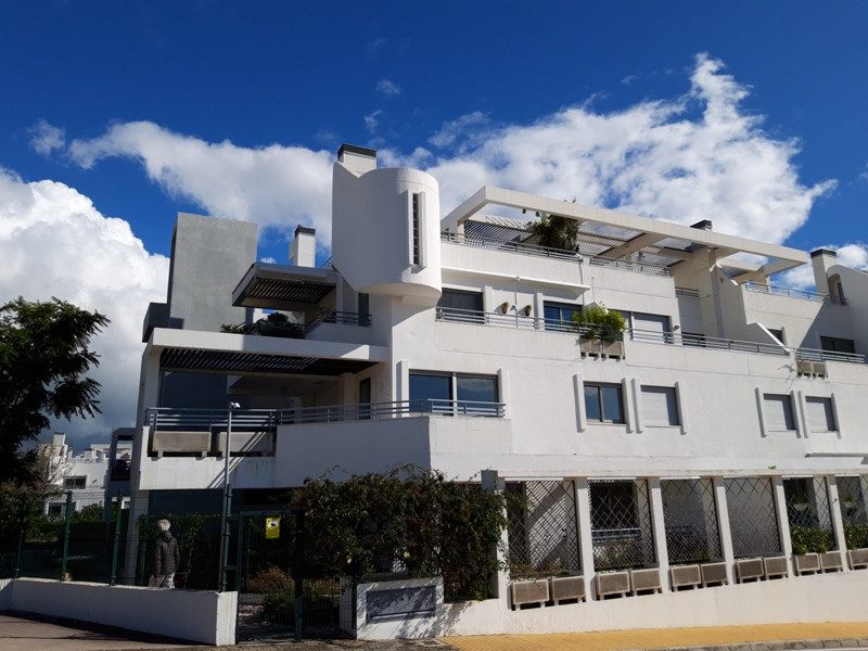 La Cala de Mijas, Vitania Resort, Deluxe 2 bed, 2 bath apartment with an extensive solarium of 77m2 , Spain