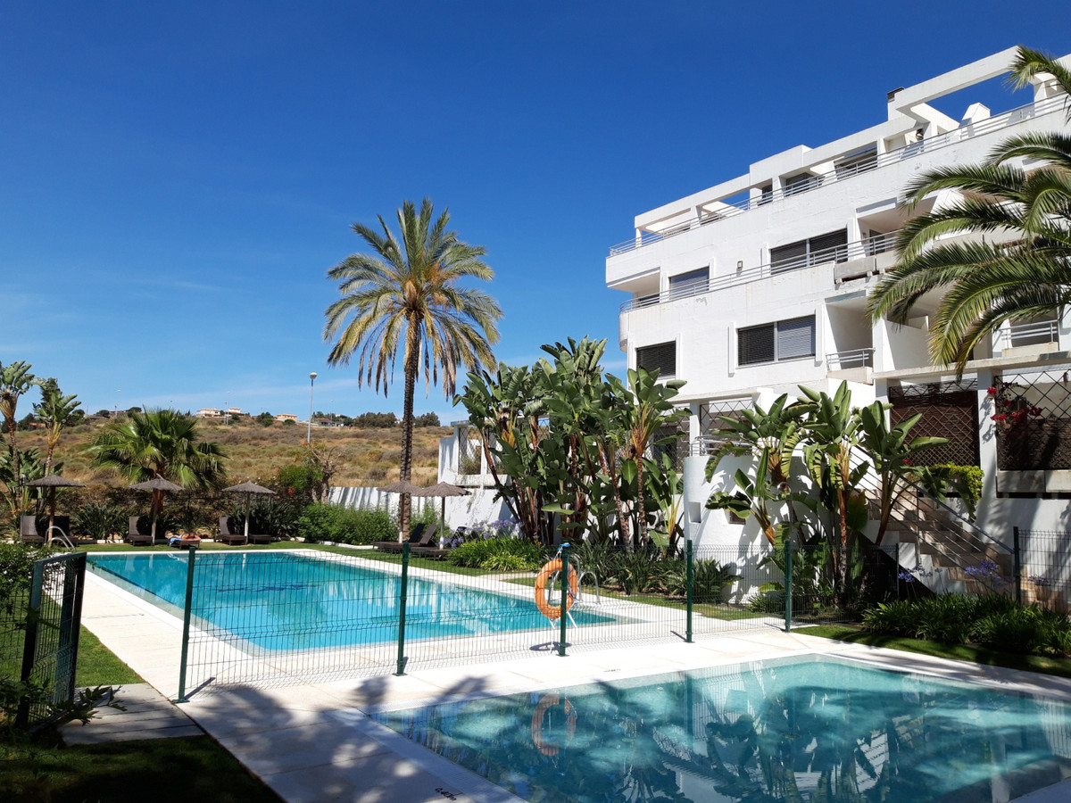 Top floor triplex apartment in Vitania Resort, La Cala de Mijas, 3 bed, 3 bath, roof terrace with ja, Spain
