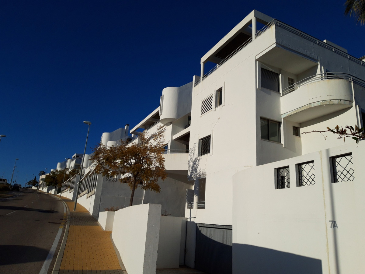 Vitania Resort, La Cala de Mijas, Deluxe 2 bed, 2 bath, Ground floor apartment with independent stud, Spain