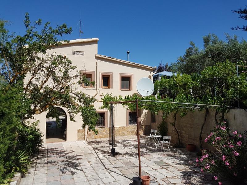 Detached Villa in Banyeres de Mariola for sale