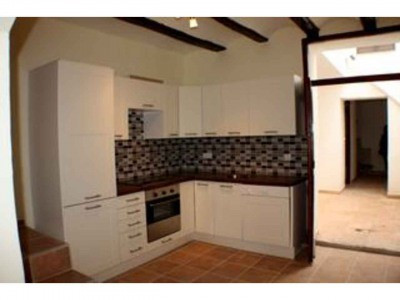 Newly reformed townhouse with many original features in Ontinyent. Close to town on a quiet street. ,Spain
