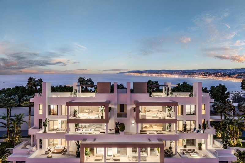 Apartments for sale Alcazaba Beach 3